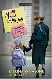 Moms on the Job book